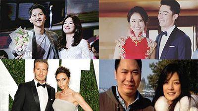 Sao châu Á, Hollywood 'khổ sở' vì bị đồn ly hôn
