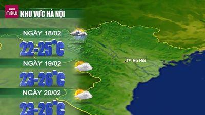 Thời tiết 3 ngày tới: Miền núi phía Bắc vẫn có mưa to và dông lốc