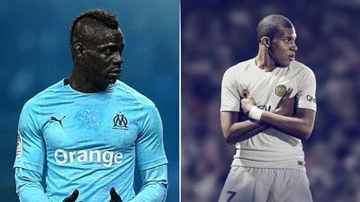 Mbappe, Balotelli lọt danh sách ghi bàn thắng đẹp vòng 25 Ligue 1