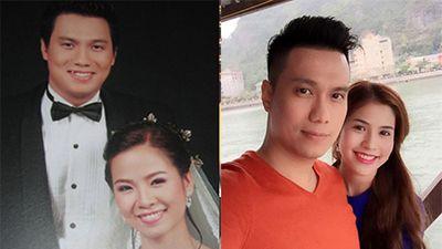 Nhìn lại hai cuộc hôn nhân ồn ào của diễn viên Việt Anh
