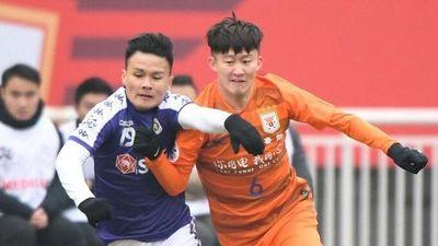 Quang Hải và đồng đội hơn đối thủ ở nhiều chỉ số dù thua 1-4