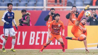 BLV Anh Ngọc: 'Đẳng cấp của Shandong Luneng vượt trội CLB Hà Nội'