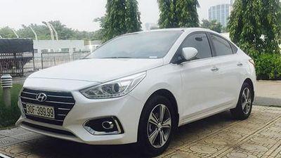 Hyundai Accent biển 'tứ quý 9' bán chỉ 850 triệu tại Hà Nội