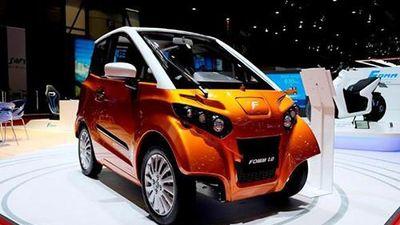 'Soi' ôtô điện lội nước Nhật giá 450 triệu sắp đến Việt Nam