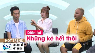 FAPtv diễn lại cảnh quay kinh điển của Huỳnh Phương trong 'Những kẻ hết thời'