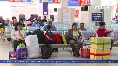 Lịch chạy tàu từ Ga Sài Gòn vẫn ổn định