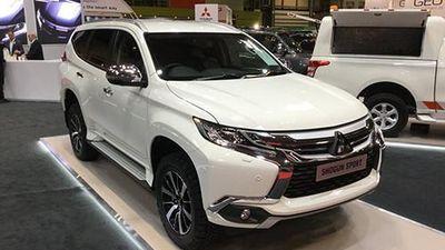 Ra mắt SUV giá rẻ Mitsubishi Pajero Sport bản 2 chỗ ngồi
