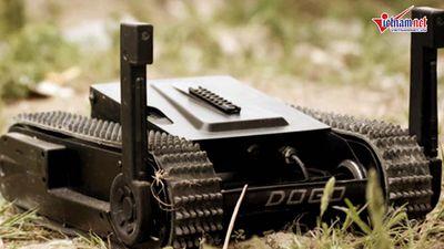 Khám phá sức mạnh của robot 'sát thủ' nhỏ nhất thế giới