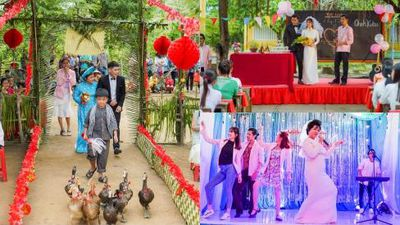 Những đám cưới có 'một không hai' được Ngọc Trinh và Diệu Nhi tổ chức
