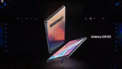 Màn ra mắt Galaxy S10 là 'đại tiệc' của công nghệ mới
