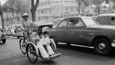 Loạt ảnh 'chất lừ' về người Sài Gòn năm 1962