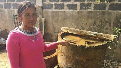 Quảng Bình: Hơn 2000 hộ dân phải dùng nước nhiễm phèn, nhiễm mặn