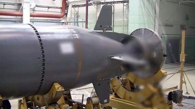 Nga giới thiệu tàu ngầm không người lái với hỏa lực xóa sổ được căn cứ hải quân