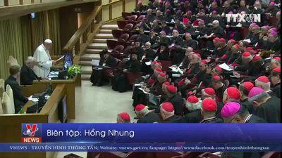 Tòa Thánh Vatican tổ chức hội nghị về chống xâm hại tình dục trẻ em