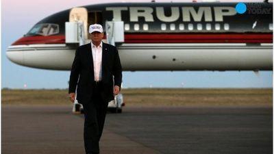 Có gì bên trong chuyên cơ chở tổng thống Mỹ?