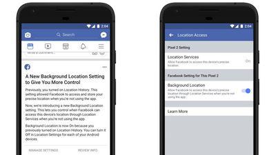 Người dùng Android có thể chặn Facebook lén thu thập dữ liệu vị trí