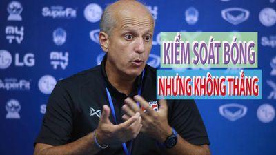 HLV của Thái Lan chẳng ngần ngại nói thẳng về U.22 Việt Nam