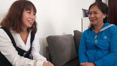 Cô gái babylift tìm mẹ đẻ: Hoa 'An Lạc' hồi hộp chờ kết quả ADN