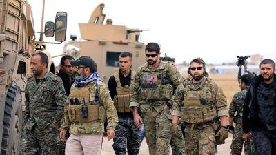 Mỹ sẽ để lại 200 binh sĩ ở Syria sau khi rút quân