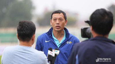 HLV Nguyễn Đức Thắng (SLNA): 'Quảng Nam là một đối thủ mạnh tại V.League'