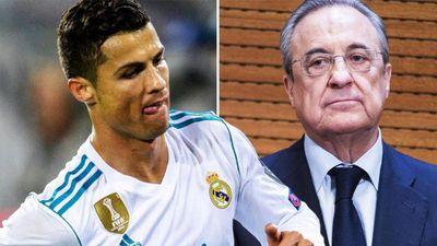 Cựu Chủ tịch Real: 'Ronaldo rời Real vì Neymar và Perez'
