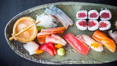 Quy tắc tam ngũ và số 5 bí ẩn trong ẩm thực Nhật Bản