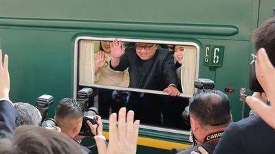 Đoàn tàu bọc thép của Chủ tịch Kim Jong-un có gì đặc biệt?