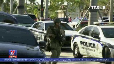 Báo động học sinh Mỹ mang súng tới trường