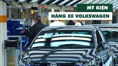 Mỹ kiện hãng xe Volkswagen vì bê bối gian lận khí thải