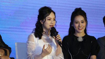 Lan Phương, 'Quỳnh búp bê' Phương Oanh xinh đẹp ra mắt phim mới