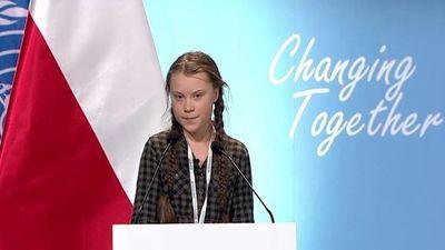 Bài phát biểu của Greta Thunberg tại Liên Hợp Quốc