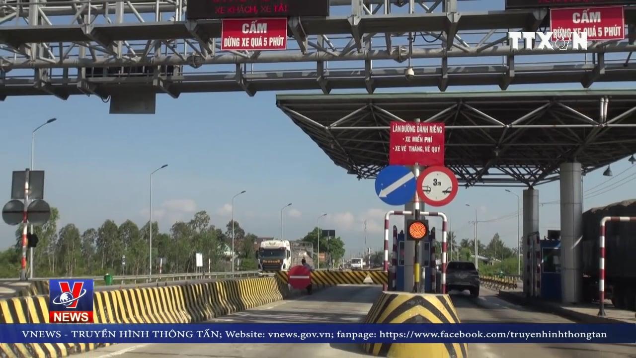 Giám sát công khai việc thu phí tại BOT Ninh Lộc