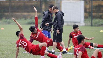 HLV Park Hang-seo: 'Mục tiêu U.23 Việt Nam là giành vé dự VCK châu Á 2020'