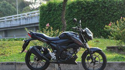 Đánh giá Suzuki GSX 150 Bandit: Đánh đổi 'nhan sắc' lấy tiện nghi