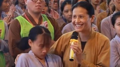 Phát ngôn trái giáo lý nhà Phật của thầy trò trụ trì chùa Ba Vàng
