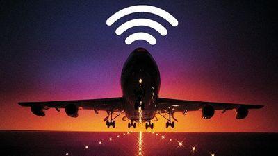 Wi-Fi trên máy bay hoạt động như thế nào?