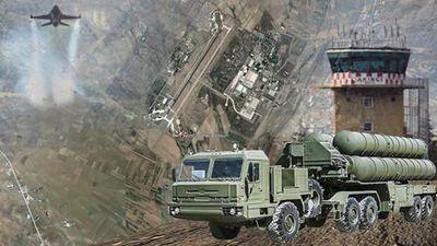 Báo Thổ Nhĩ Kỳ làm 'lộ' vị trí đặt dàn tên lửa S-400