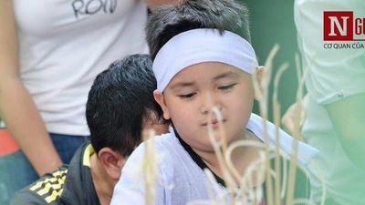8 học sinh chết đuối thương tâm ở Hòa Bình: Một con ngõ 7 đám tang