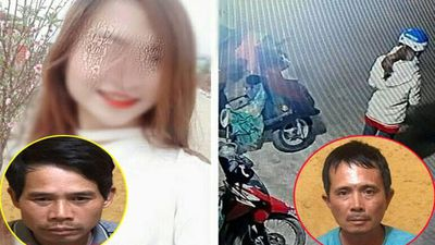 Nữ sinh bị sát hại khi đi giao gà: Chân dung 2 kẻ mới bị khởi tố tội hiếp dâm