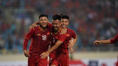 HLV Park Hang-seo: 'Thanh Bình còn mới mẻ, tôi mừng khi Đức Chinh ghi bàn'