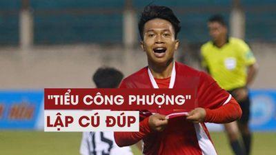 'Tiểu Công Phượng' tỏa sáng rực rỡ với cú đúp vào lưới U.19 Myanmar