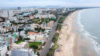 Bay trên những cung đường Tiền Phong Marathon 2019 tuyệt đẹp ở Vũng Tàu