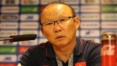 HLV Park dành lời 'có cánh' cho U23 Thái Lan, tiết lộ về Đình Trọng
