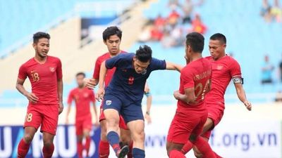 Thua đậm Thái Lan, sao U.23 Indonesia vẫn tự tin sẽ đánh bại học trò của HLV Park Hang-seo