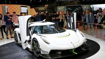 Chi tiết siêu xe nhanh nhất thế giới, giá gần 65 tỷ đồng