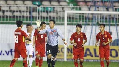 'Tiểu Công Phượng' tỏa sáng, U19 tuyển chọn Việt Nam hạ U19 Myanmar
