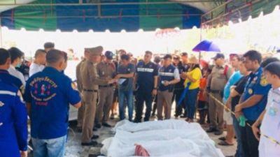 5 người Việt tử nạn trong tai nạn ô tô thảm khốc ở Thái Lan