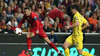 Clip: Màn trình diễn của Ronaldo trong ngày trở lại ĐT Bồ Đào Nha