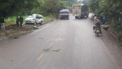 Tài xế xe tải tông ô tô 7 chỗ khiến 8 người thương vong ở Thái Nguyên dương tính với ma túy