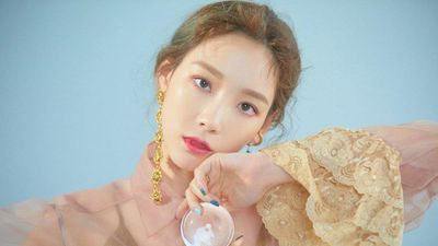 Taeyeon xuất hiện ấn tượng với 'Four Seasons'